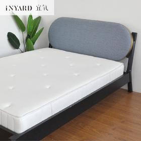 [InYard宜氧]AB面饼干床垫/软硬两用双面/整体弹簧/乳胶席梦思
