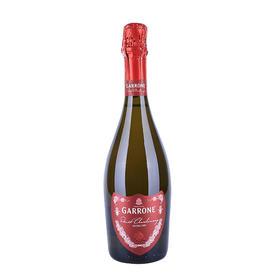 【菲集】1支装 意大利红酒 Garrone Pinot Chardonnay 加罗娜 品诺霞多丽干型起泡酒 2015年