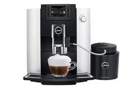 优瑞Jura 瑞士原装进口全自动家用咖啡机 商用家用咖啡机 E6