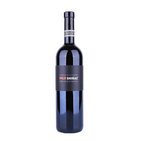 【菲集】1支装 意大利红酒 SOLO SHIRAZ圣马可索罗西拉干红葡萄酒 2015年