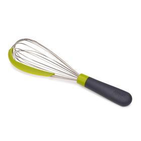 英国Joseph新品多功能打蛋器带刮刀搅拌器烘焙工具和面器搅面器