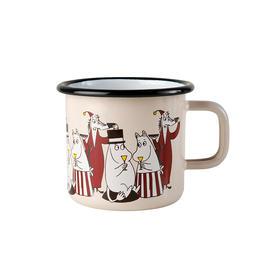 芬兰【Muurla】搪瓷杯 姆明的朋友系列 370ml