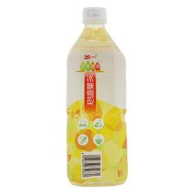 【零食饮料】统一饮养四季冰糖雪梨梨汁饮料1升