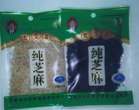 A大老李 白芝麻/黑芝麻调35g(一袋)(一箱5包,一味料包20袋)