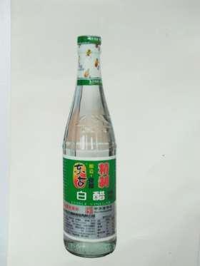 A东古 精致白醋490ml(一箱12瓶)