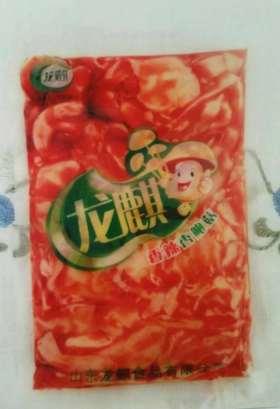 A龙麒香辣杏鲍菇300g(一箱30袋)