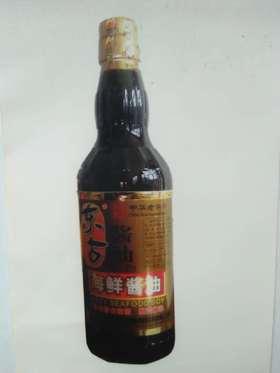 A东古 海鲜酱油500ml(一箱12瓶)