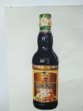 A东古 凉拌酱油500ml(一箱12瓶)