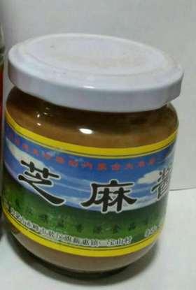 A敖汉惠东芝麻酱150g(一箱24瓶)