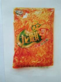 A龙麒香辣金针菇300g(一箱30袋)
