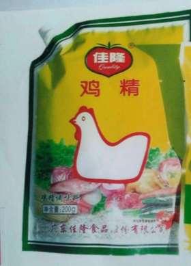 A佳隆鸡精200g(一箱44袋)