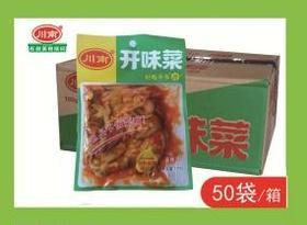 A川南-103g- 开味菜(一袋)(一箱50袋)