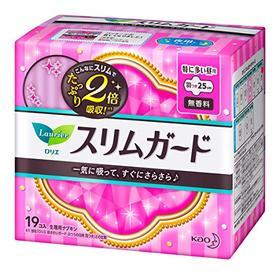 日本花王乐而雅 超薄speed超吸收卫生巾