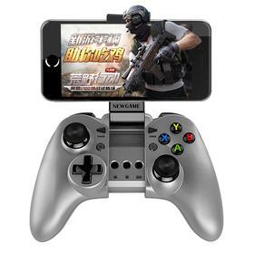 NGDS新游N1Pro增强版(T1)银色 魂斗罗·归来官方适配手机游戏手柄 支持iOS/Android/Windows 适配王者荣耀
