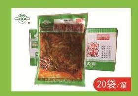 A备得福红油下饭菜400g一箱20袋 (一袋)