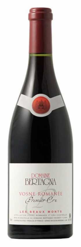 贝塔庄园冯罗曼尼圣美利山干红葡萄酒2014/Domaine Bertagna Vosne Romanee Les Beaux Monts 1er 2014