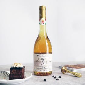 【七夕特惠】5P金丝网高颜值托卡伊贵腐 匈牙利超级老牌名庄 2014年份 欧洲王室的贡酒