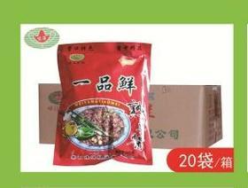 A味洋-520g一品鲜熟酱(一袋)(一箱20袋)