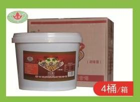 A味洋-3kg- 黄豆酱(一箱)(一箱4桶)