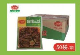 A川南-103g-麻辣三丝(一袋)(一箱50袋)
