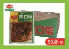 A川南-103g -爽口菜(一袋)(一箱50袋)