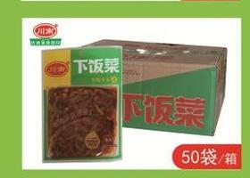 A川南-103g 下饭菜(一袋)(一箱50袋)