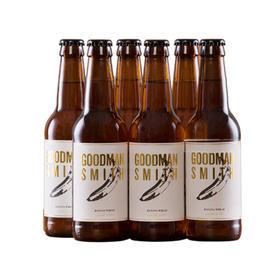 GOODMANSMITH精酿啤酒 上等天然原料|大量有益酵母菌|口感弥久醇香