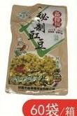 A备得福秘制豇豆(一袋)80g一箱60袋