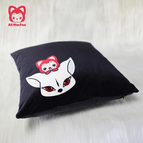 阿狸&二代妖精 居家抱枕