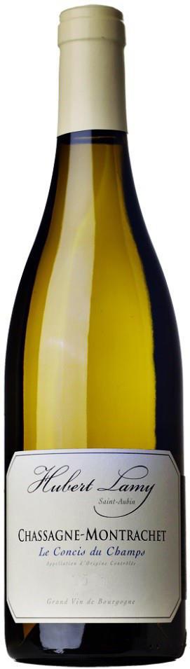 玉帛庄园夏莎妮蒙哈榭香都干白葡萄酒2014/Domaine Hubert Lamy Chassagne Montrachet Le Concis Du Champs Blanc 2014