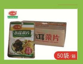 A川南-53g -木耳菜片(一袋)(一箱50袋)