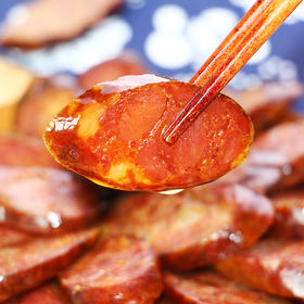 【食达好】醉美大山食材直供恩施土家传统腊肠