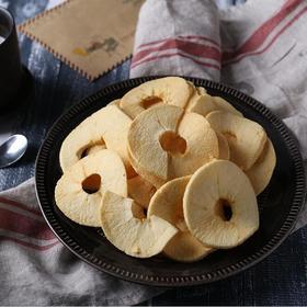 好果源苹果脆片 浓郁果香 口感酥脆36g*2