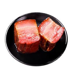 【腊味农夫】土家传统柴火烟熏土猪五花腊肉Bancon青春版500g