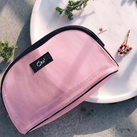 【6000积分可免费兑换】Ora2化妆袋|英伦风化妆包洗漱袋