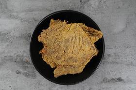 伯格勒清真美食 牛肉片 袋装 肉制品 咖喱味