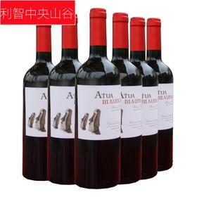 智利原瓶进口赤霞珠干红葡萄酒 阿图瓦