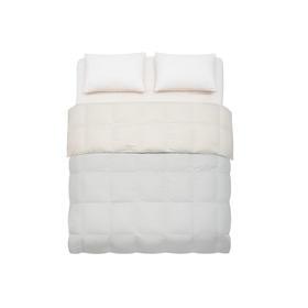 MUJI制造商 升级款柔软保暖羽绒被 一等精选鸭绒 柔暖蓬松