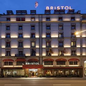 布里斯托四星酒店-日内瓦