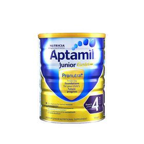 【新西兰直邮】Aptamil 爱他美金装 4段婴儿配方牛奶粉(6罐900g装)