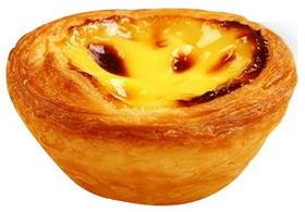 葡式蛋挞  外酥里嫩 奶香纯正 飘香四溢 手气佳者需预定第二天自提