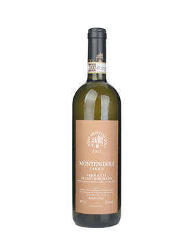 万巢之山克拉维纳卡干白葡萄酒2012/Montenidoli Carato Vernaccia di San Gimignano DOCG 2012