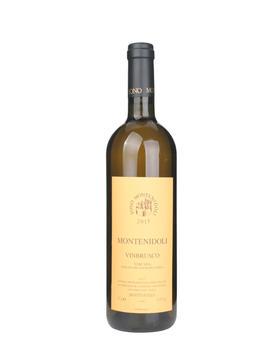 万巢之山布斯卡干白葡萄酒2015/Montenidoli Vinbrusco Bianco di Toscana IGT 2015