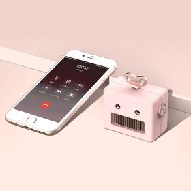 机器人音乐蓝牙音箱,迷你可爱便携