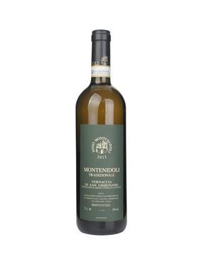 万巢之山维纳传统干白葡萄酒2015/Montenidoli Vernaccia Tradizionale 2015