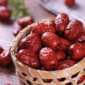 【塔玛庄园】 新疆胡杨小枣 预售新枣,无农残,天然绿色,3公斤家庭礼盒,6袋,3个家庭量