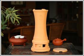 【红泥高炉】最传统的潮州炭炉
