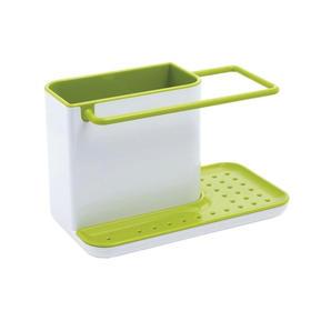 英国JOSEPH厨房置物架 水槽收纳沥水储物架 洗碗布海绵架 锅刷架