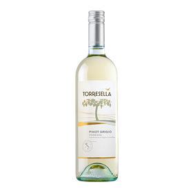 塔瑞塞拉灰皮诺白葡萄酒, 意大利 威尼斯DOC Torresella Pinot Grigio, Italy Venezia DOC