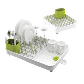 英国JOSEPH进口新款可调节碗碟架沥干器餐具沥水架碗架碗碟架